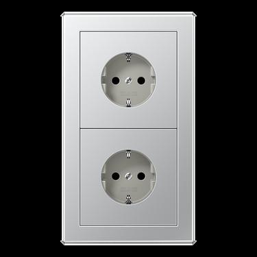 Power socket PNG cutouts