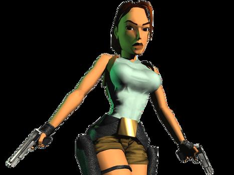 Tomb Raider PNG