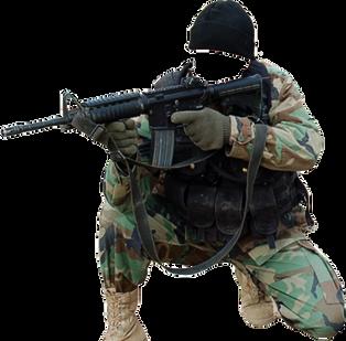 Soldier transparent images