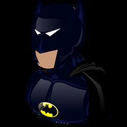 Cartoon icons
