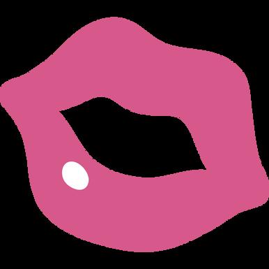 PNG images, Emoji, lips