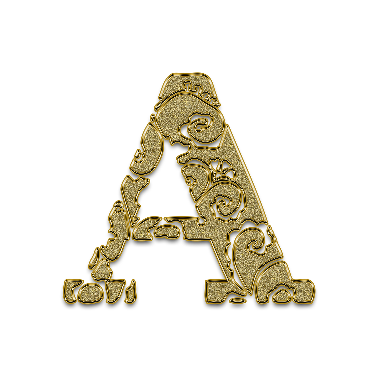 PNG images Letters