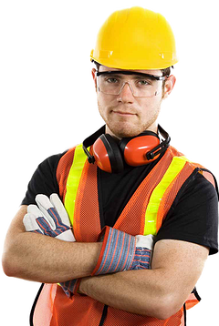 Worker transparent images
