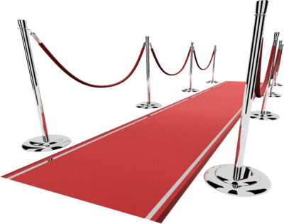 Red carpet free icon PNG