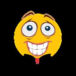 PNG images, Emoji, happy, supprise