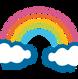 PNG images, Emoji, rainbow