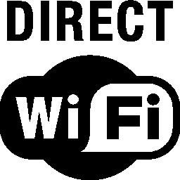 Wi Fi ロゴ 無料素材アイコン