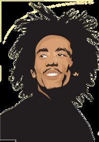 Bob Marley PNG images
