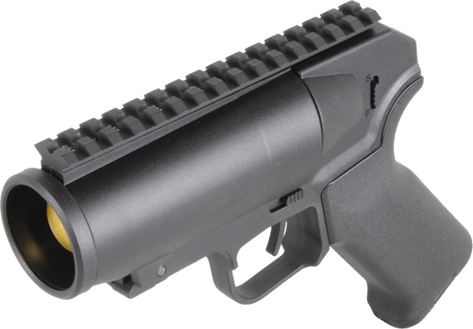 Grenade launcher, free PNG images