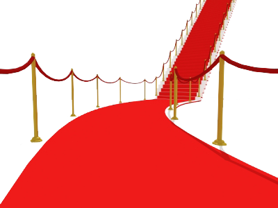 Red carpet free icon PNG