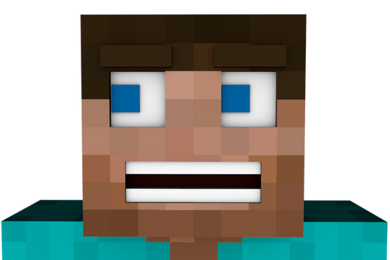Minecraft transparent PNGs