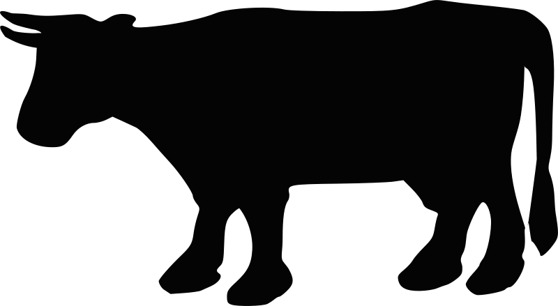 Boort_Cow_Silhouette_2