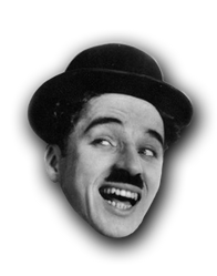 Charlie Chaplin PNG image