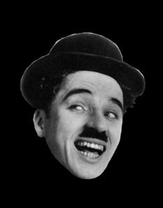 Charlie Chaplin PNG image