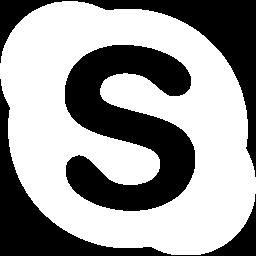 Skype free cutout images