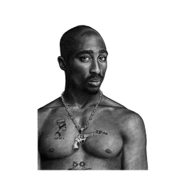 Tupac PNG images