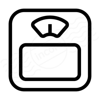 Scale free icon PNG