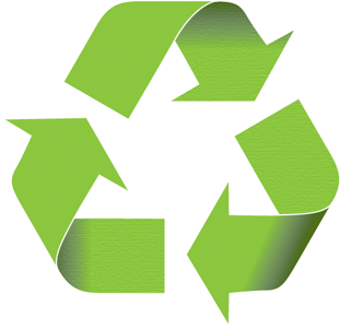Recycle free cutout images
