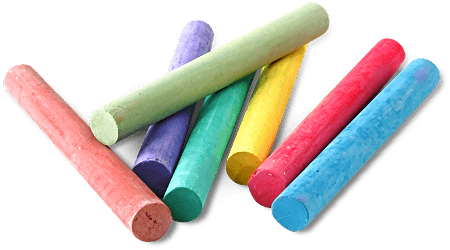 Chalk & Eraser free transparent image