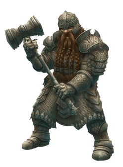 Dwarf, free PNG collection