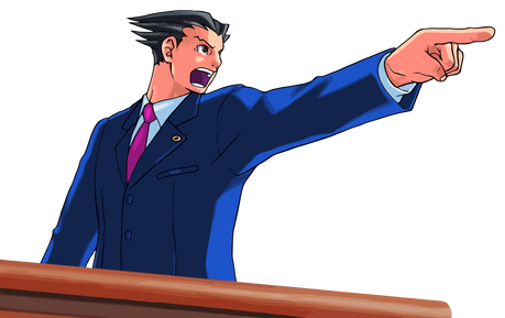 Ace Attorney Transparent PNGs