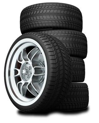 Wheels and tyres, PNGs