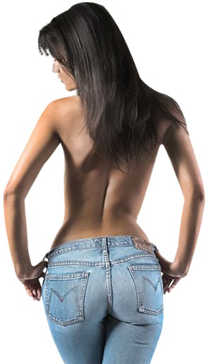 Women transparent images
