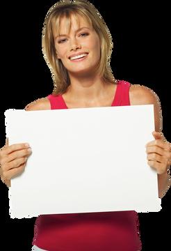 Women transparent images