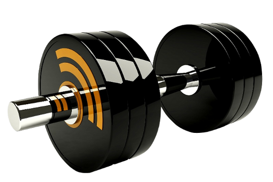 Dumbbell PNG