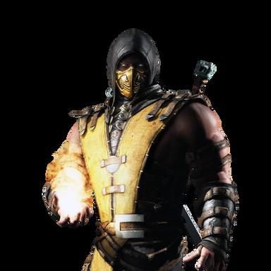 Mortal kombat transparent PNGs