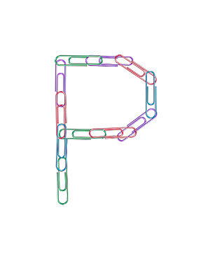 Letter P PNG
