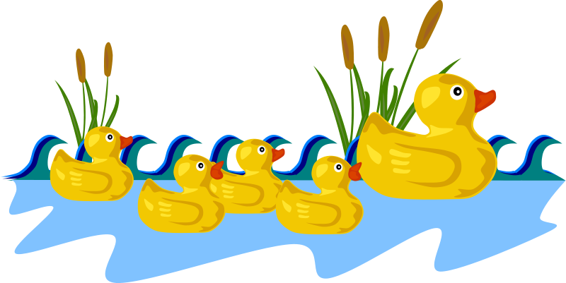 Gerald_G_Rubber_Duck_Family