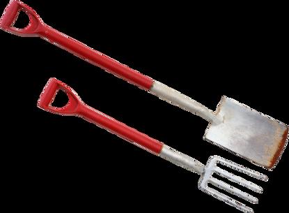 Shovel, free pngs