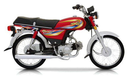 PNG images: Motorbike