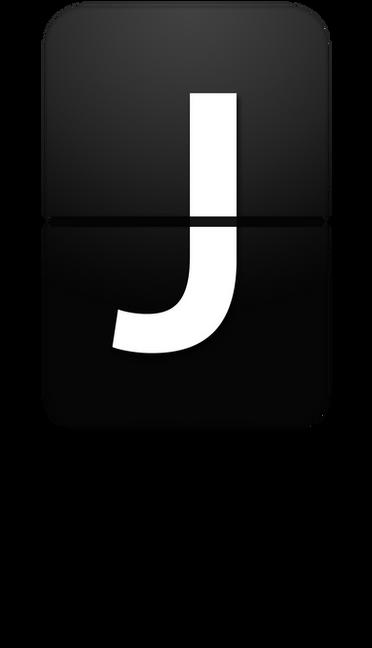 Letter J PNG