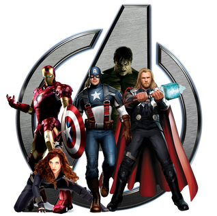 Avengers, free cutout images
