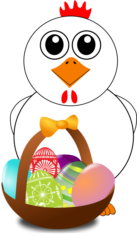 Chicken_001_Head_Cartoon_Easter