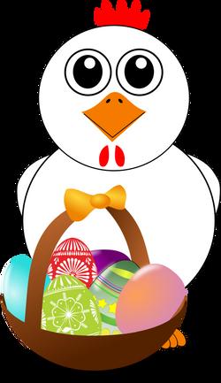 Chicken_001_Head_Cartoon_Easter