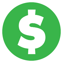 Dollar free cutout images