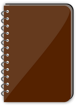 Notebook, free transparent images