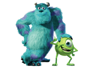 Monsters University PNG images