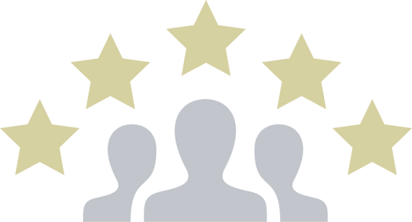5 star icon PNG