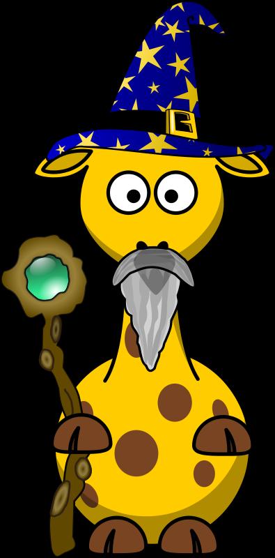 Giraffe_Zauberer