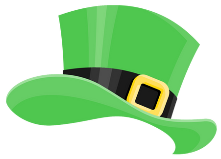 St Patrick's day PNGs