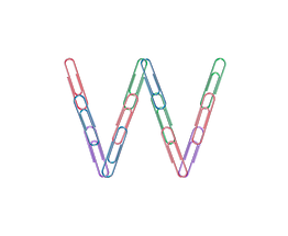 Letter W PNG