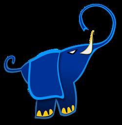 Blue_Elephant_by_Merlin2525