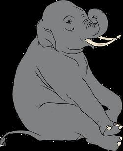 SteveLambert_Sitting_Elephant