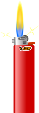 Lighter, free PNGs