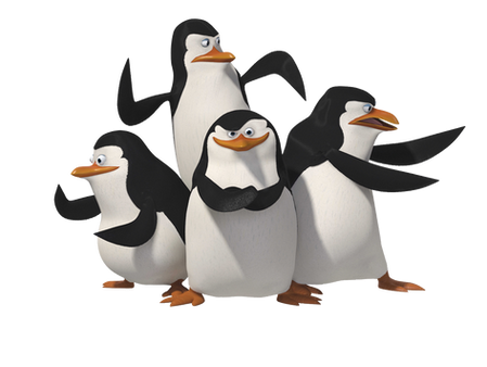 Free penguin png images.