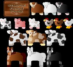 Simple_Farm_Animals